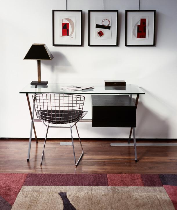 Galerie tourny la galerie meubles et mobiliers de for Meuble bureau knoll